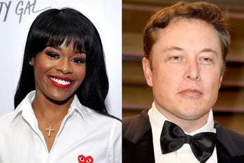 "Elon Musk Feud With Azealia Banks Becomes Legal: Rapper Claims ""Threats Of Blackmail"""