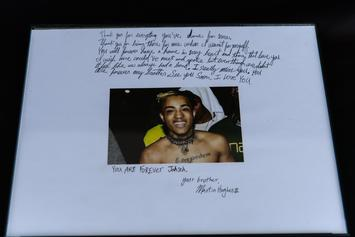"XXXTENTACION's ""17"" Is Getting Physical Copies For The First Time On Anniversary"