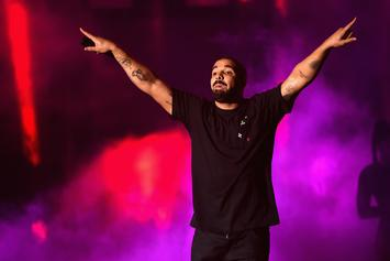 Drake Brings Out Travis Scott & Sheck Wes In Toronto