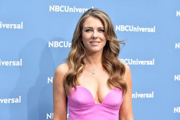 Elizabeth Hurley Swims Topless, Goes Viral