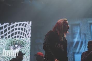 6ix9ine Attempts To Keep Recorded Conversations With Police Under Wraps: Report