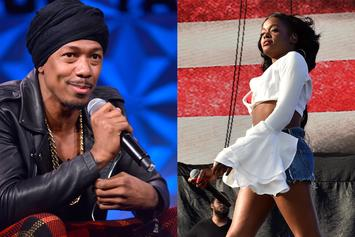 "Nick Cannon Publicly Thanks Azealia Banks For ""Great Ratings"""