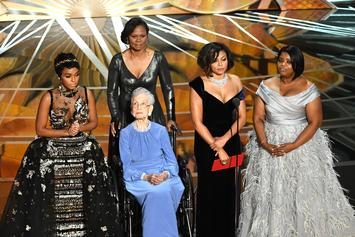 "Katherine Johnson, The  Female Math Genius Portrayed In ""Hidden Figures,"" Turns 100"