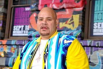 Fat Joe Sued By Former Business Partner In UP NYC Shoe Store: Report