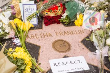 Aretha Franklin's Public Viewing Has Fans Coming Out In Droves