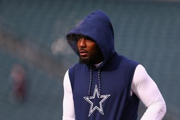 Dez Bryant Challenges Jake Paul To Boxing Match After Two Exchange Words