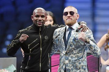 "Conor McGregor Responds To Floyd's Peace Offering: ""F*ck The Mayweathers"""