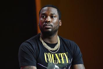 "Meek Mill Set To Hit ""The Tonight Show"" For Interview & Performance"