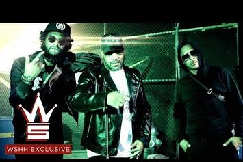 "Bun B, T.I. & Big K.R.I.T Link Up For The ""Recognize"" Music Video"