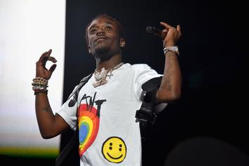 """Lil Uzi Vert Drops A """"Free Smooth"""" Freestyle With The Homies: Watch"""