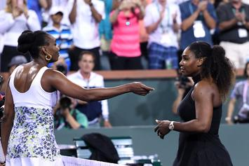 Serena vs Venus Williams Showdown Scheduled For Friday At U.S. Open