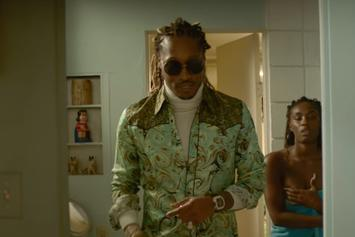 "Future Leads The Suite Life Of A Hotel Baron On ""WIFI LIT"""