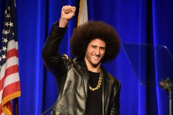 "Colin Kaepernick Is The Face Of Nike's New ""Just Do It"" Ad Campaign"