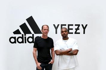 Kanye West Says Yeezy Basketball Sneakers Will Debut This Season