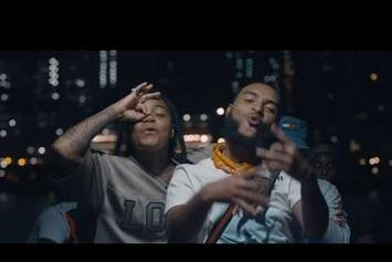 """Young M.A & KorLeone Link Up For The """"Wahlinn"""" Music Video"""