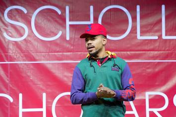 Chance The Rapper Celebrates Mayor Rahm Emanuel's Departure
