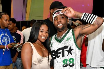 YFN Lucci & Reginae Carter Flex In Flashy Gucci Fits
