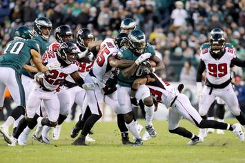 NFL Season Opener: Falcons vs Eagles Odds, Streaming Info & More