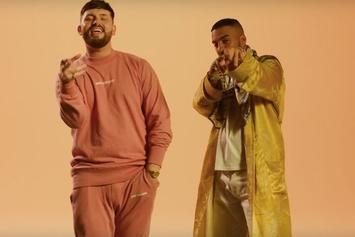 "GASHI Drops Off Colorful New Video For ""Creep On Me"" With French Montana & DJ Snake"
