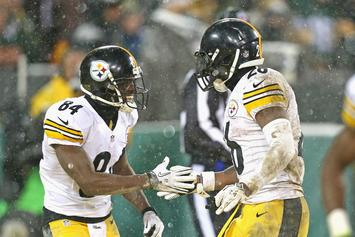 Antonio Brown, Dwyane Wade & Others Show Support For Le'Veon Bell