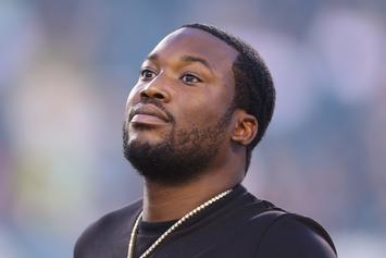 Meek Mill Previews Unreleased Music In Advance Of New Album