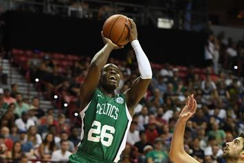 Celtic's Jabari Bird Arrested For Assaulting, Choking & Kidnapping Somebody