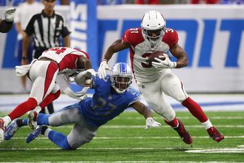Arizona Cardinals Sign David Johnson To 3-Year $39 Million Extension