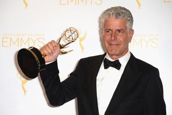 Anthony Bourdain Awarded Six Emmys  Posthumously
