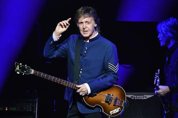 Paul McCartney Recalls Thinking Quincy Jones Was 'Totally Out of His Tree' Following Diss