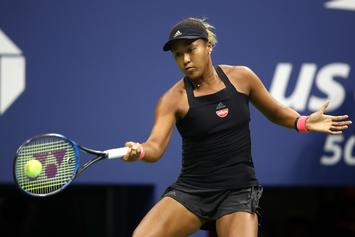 Naomi Osaka Was Bumping Eminem & Nicki Minaj Before U.S. Open Victory
