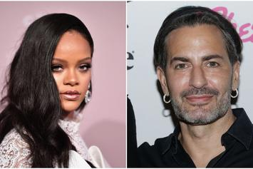 Rihanna's NYFW Return Reportedly Sabotaged By Marc Jacobs