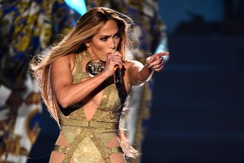 """Jennifer Lopez's Latest IG Post Is All About Her Famous Butt: """"Not Your Average Peach"""""""