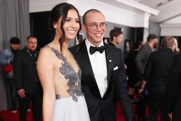 Logic Spotted With New Blonde After Reportedly Finalizing His Divorce