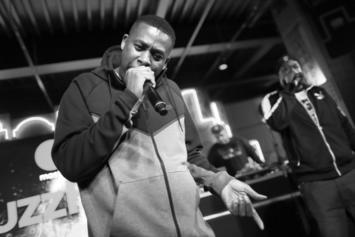 "Supreme x GZA ""Liquid Swords"" Collab In The Works"