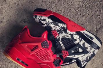 Two New Air Jordan 4 Colorways Revealed: First Look