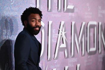 "Did Donald Glover Dress As Teddy Perkins From ""Atlanta"" At The Emmy Awards?"