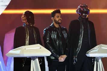 "The Weeknd & Daft Punk Sued For Reported ""Starboy"" Plagiarism"