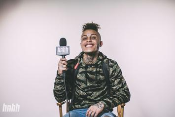 "Lil Skies Tributes Mac Miller By Performing ""Donald Trump"" At Rolling Loud"