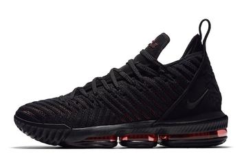 "Nike LeBron 16 Debuts Tomorrow In ""Fresh Bred"" Colorway"