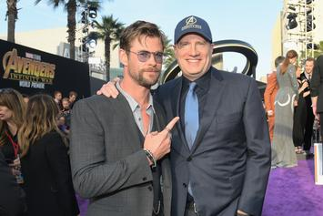 "Chris Hemsworth Wraps Up ""Avengers 4"" Reshoots Which Ends His Marvel Contract"