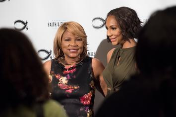 Tamar Braxton's Mother Devastated By Daughter's Molestation Reveal