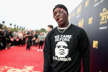 "Lil Yachty Reportedly Set To Star & Executive Produce MTV's ""How High 2"""