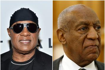 Stevie Wonder Speaks On Bill Cosby's Prison Sentence