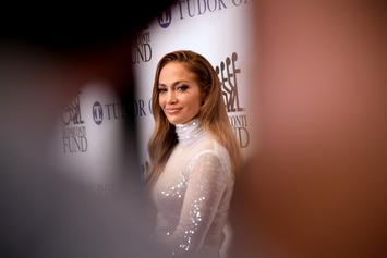 Jennifer Lopez Shows Off Impressive Muscles As Las Vegas Residency Comes To An end