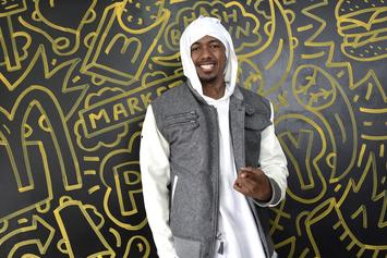 """Nick Cannon Lets Kanye West Know That He's """"Not A God"""" In New Freestyle"""