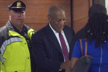Bill Cosby's Work Assignment Could See Him Hemming Prison Slacks For ¢49 An Hour
