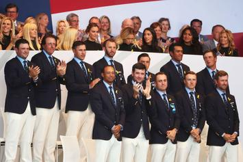 Ryder Cup 2018: Tiger Woods' Partner, Matchups Announced