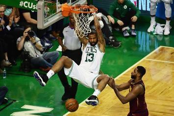 "Marcus Morris Responds To Tristan Thompson: ""Get That Vacation Ready Early"""