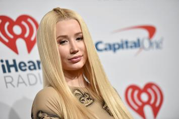 Iggy Azalea Claps Back At Trolls Claiming She's With Playboi Carti For Money