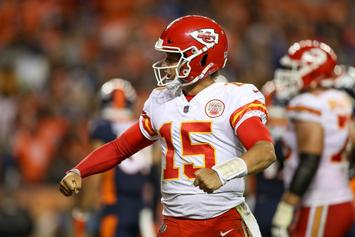 Patrick Mahomes Shines In Comeback Win Against Broncos: Twitter Reacts